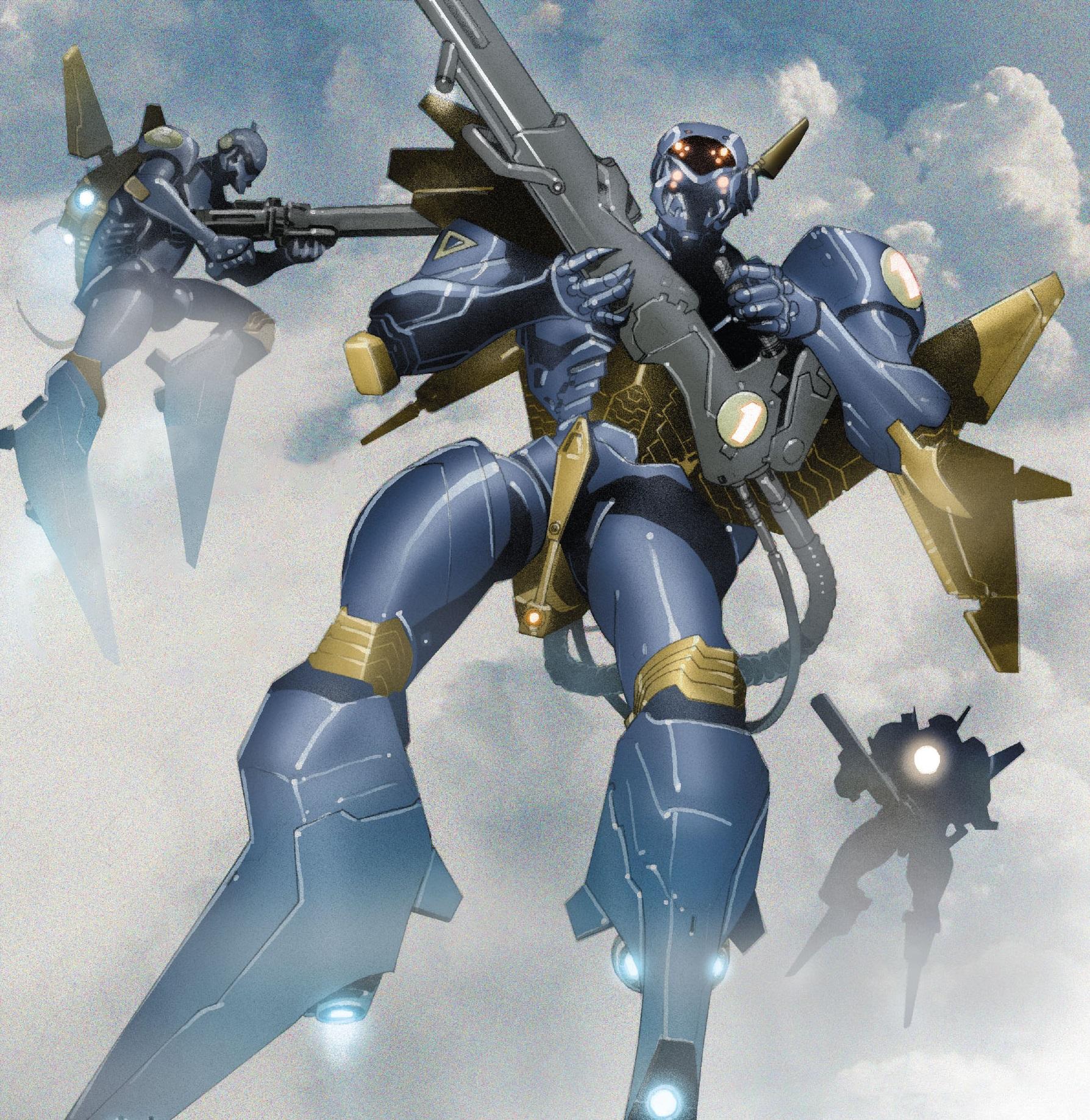 Raiders (China) (Earth-616)/Gallery