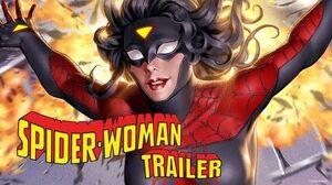 SPIDER-WOMAN 1 Trailer Marvel Comics