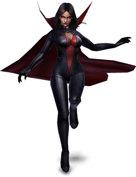Satana Hellstrom (Earth-TRN012)