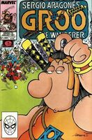 Sergio Aragonés Groo the Wanderer Vol 1 73
