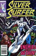 Silver Surfer Vol 3 32 newsstand