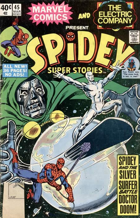 Spidey Super Stories Vol 1 45
