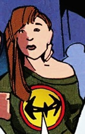 Sue (Earth-7642) from Daredevil Batman Vol 1 1 001.jpg