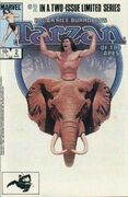 Tarzan of the Apes Vol 1 2