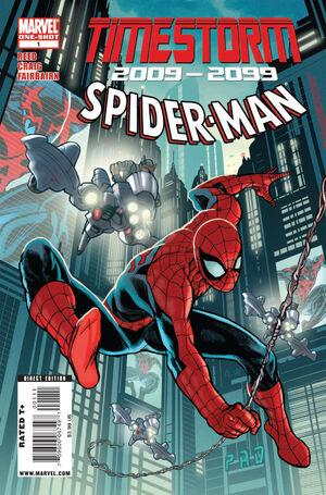 Timestorm 2009 2099 Spider-Man One-Shot Vol 1 1.jpg