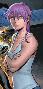 Toni Ho (Earth-616)