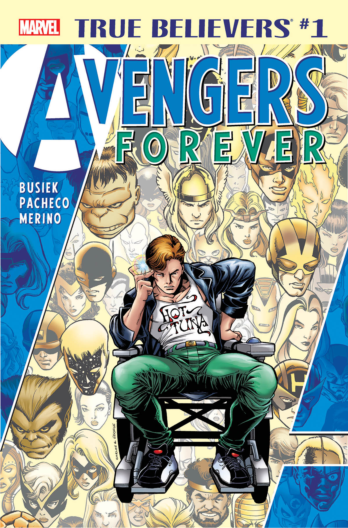 True Believers: Avengers Forever Vol 1 1