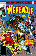 Werewolf by Night Vol 1 43