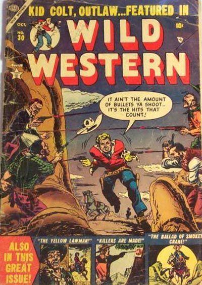 Wild Western Vol 1 30