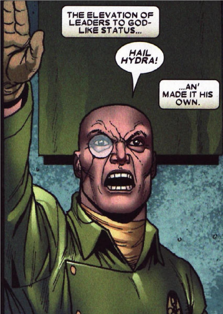 Wolfgang von Strucker (Impersonator) (Earth-616)