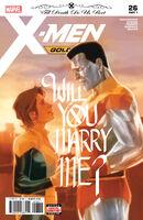 X-Men Gold Vol 2 26