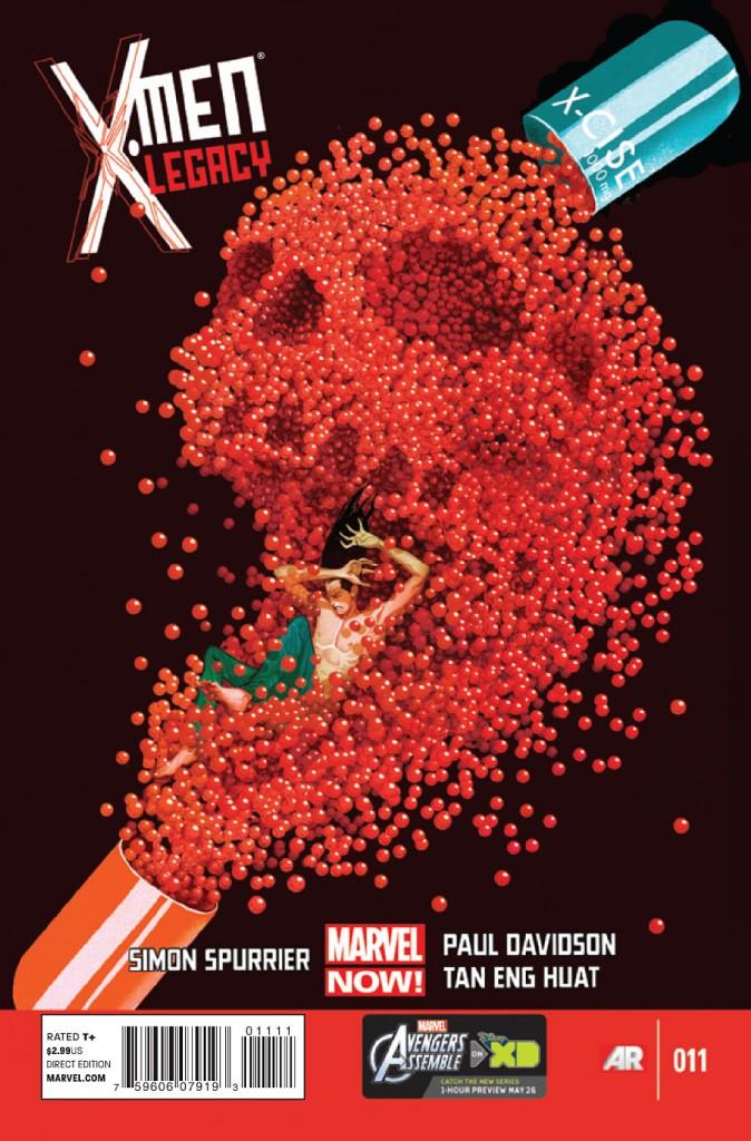 X-Men: Legacy Vol 2 11