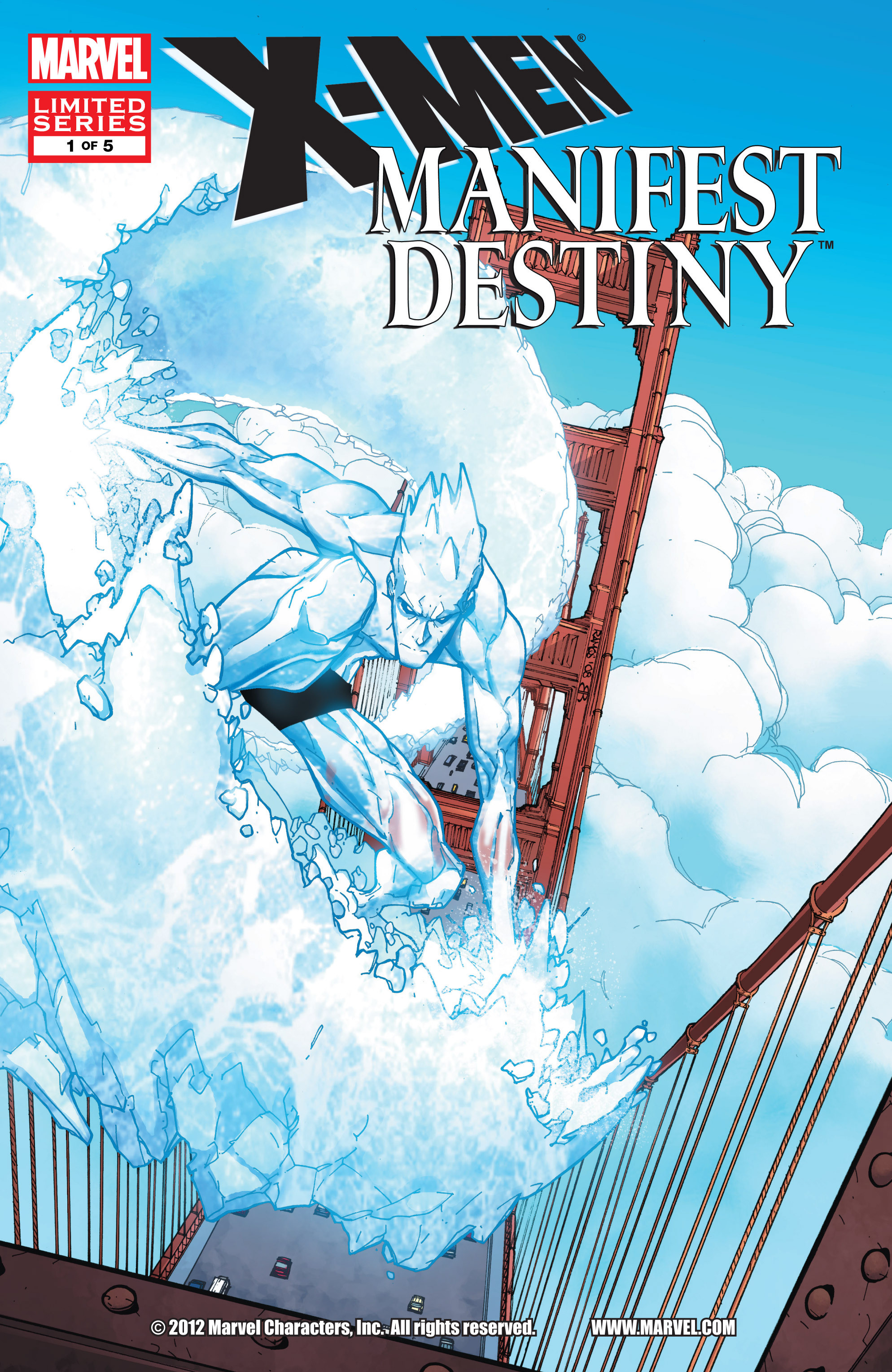 X-Men: Manifest Destiny Vol 1 1