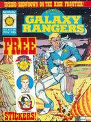 Adventures of the Galaxy Rangers Vol 1 2