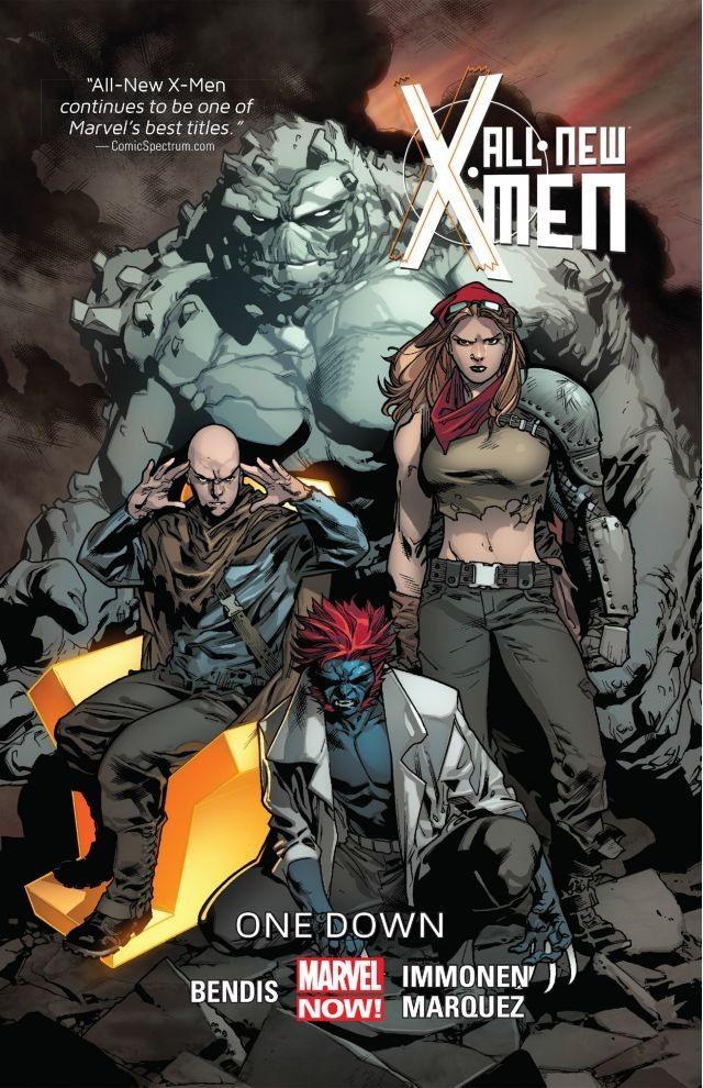 All-New X-Men TPB Vol 1 5: One Down