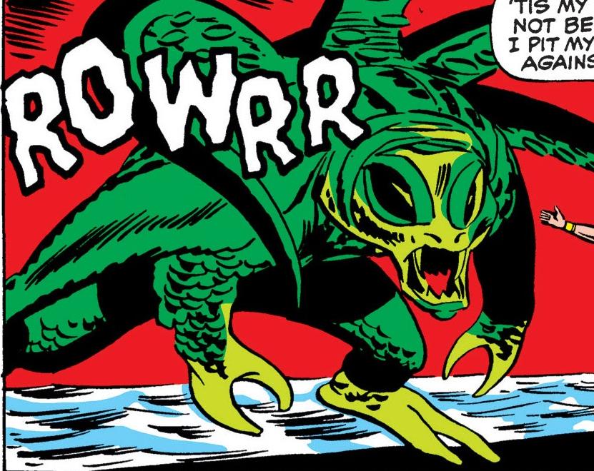 Amalga-Beast (Earth-616)