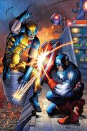 Avengers vs. X-Men Vol 1 1 Romita Variant Textless