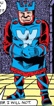 Barnabus Kinloch (Earth-616)