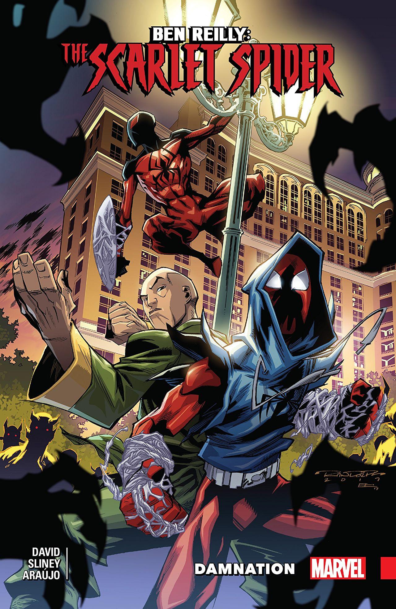 Ben Reilly: Scarlet Spider TPB Vol 1 4: Damnation