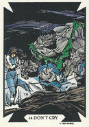 Bruce Banner (Earth-616) from Todd Macfarlane (Trading Cards) 0003