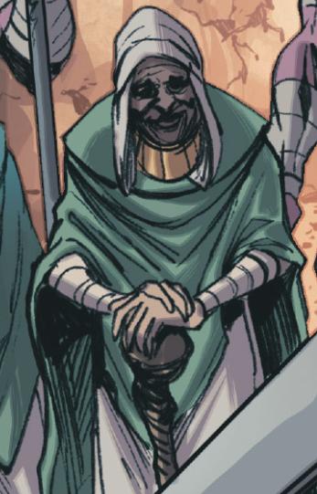 Daya (Earth-616)