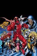 Deadpool Vol 3 50 Textless