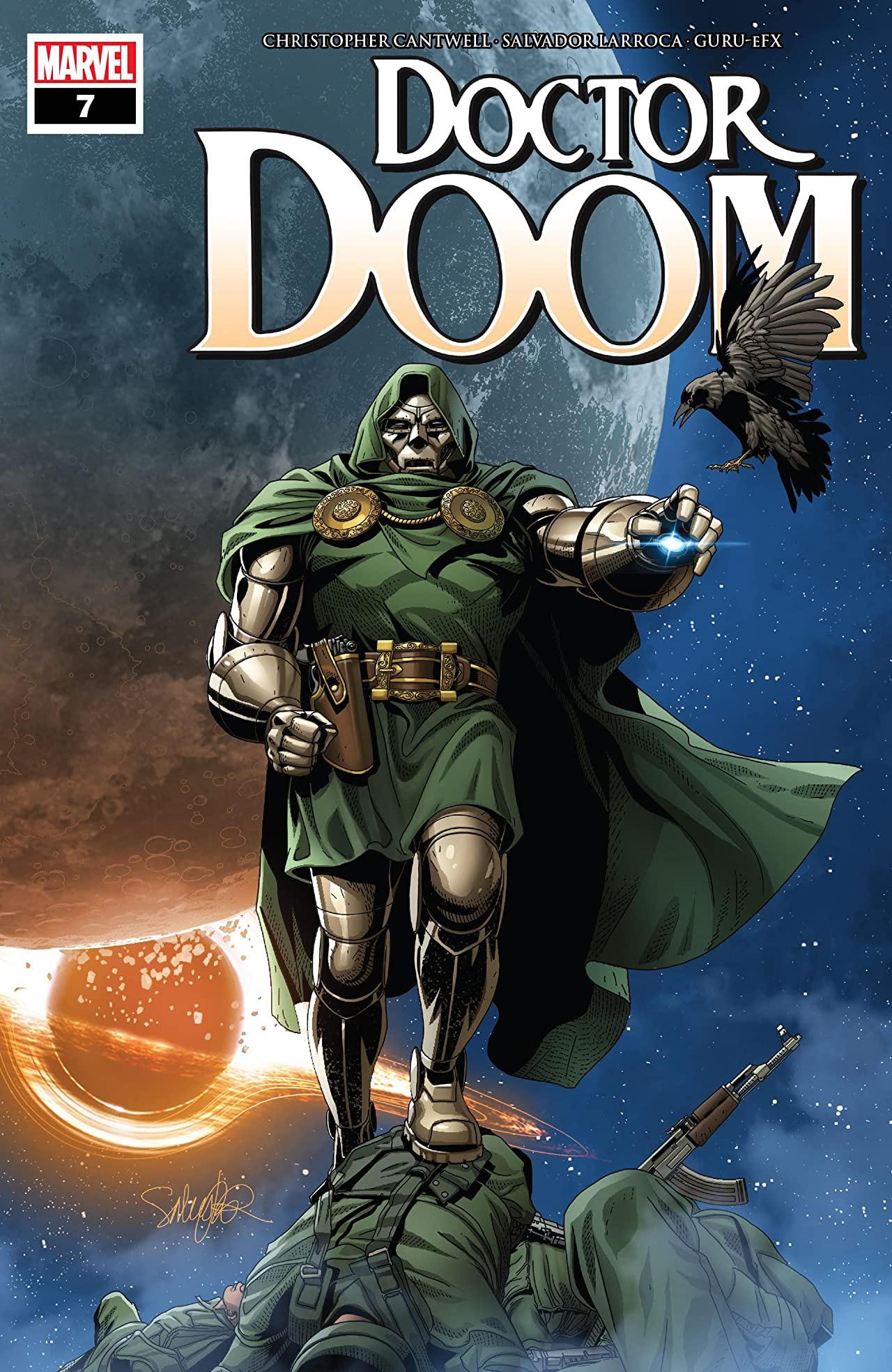 Doctor Doom Vol 1 7