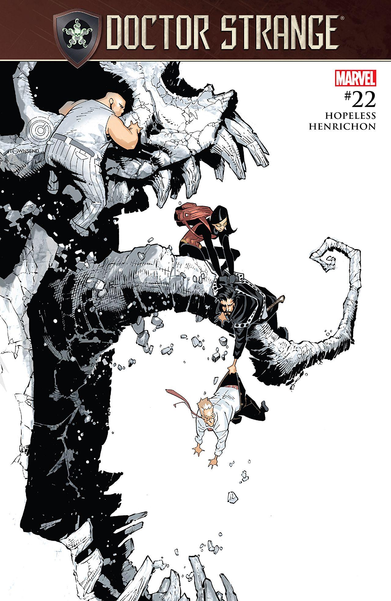 Doctor Strange Vol 4 22