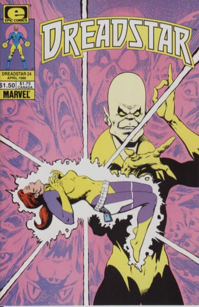 Dreadstar Vol 1 24