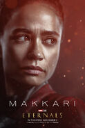 Eternals (film) poster 005