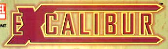 Excalibur Vol 3