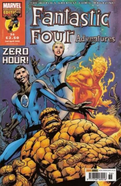 Fantastic Four Adventures Vol 1 36