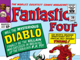 Fantastic Four Vol 1 30