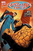 Fantastic Four Vol 3 66