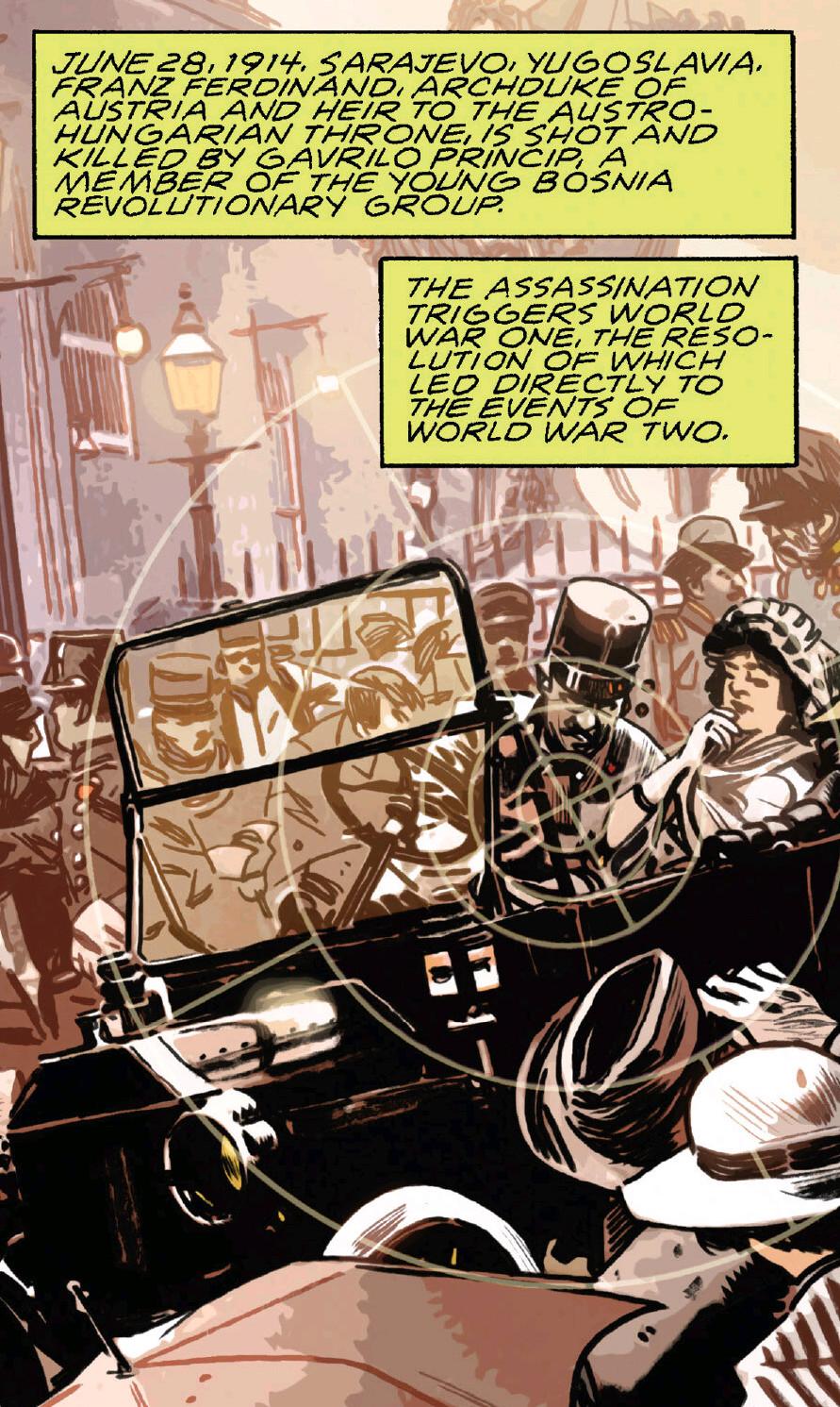 Franz Ferdinand (Earth-70105)
