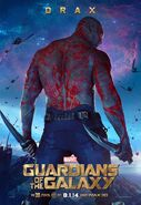 Guardians of the Galaxy (film) poster 004