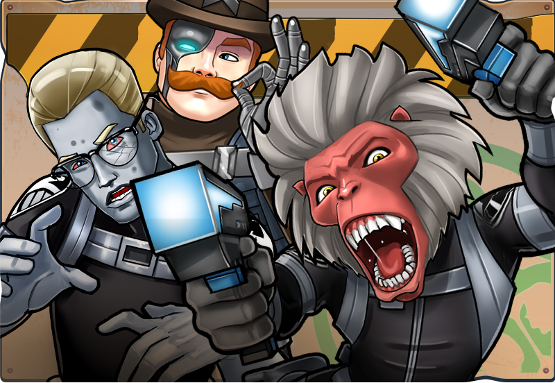 Howling Commandos (S.H.I.E.L.D.) (Earth-TRN562)/Gallery
