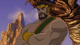 Hercules Panhellenios (Earth-12041)