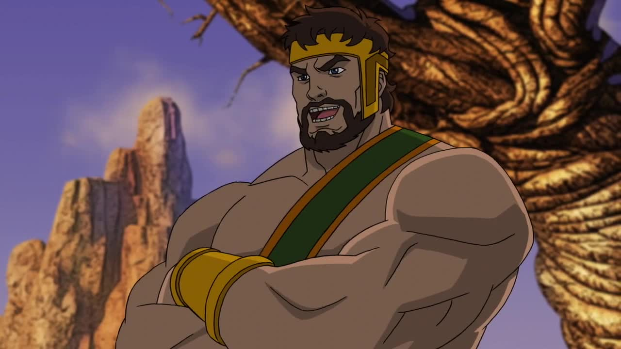 Hercules (Earth-12041)