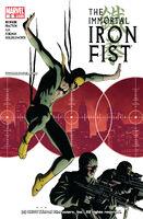 Immortal Iron Fist Vol 1 5