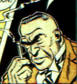 Leonard Schaefer (Earth-616)