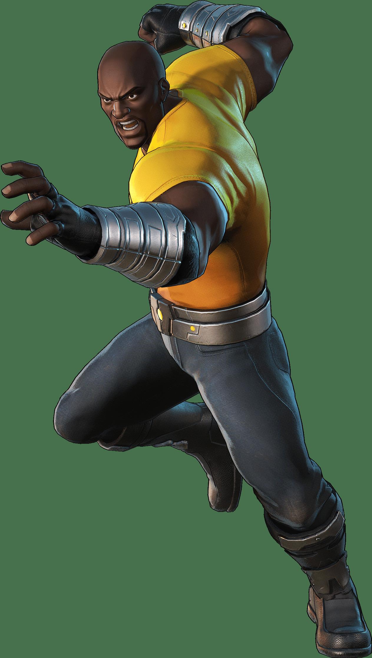 Luke Cage (Earth-TRN765)