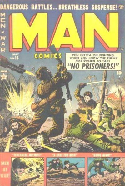 Man Comics Vol 1 14