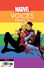 Marvel's Voices Pride Vol 1 1 Second Printing Variant
