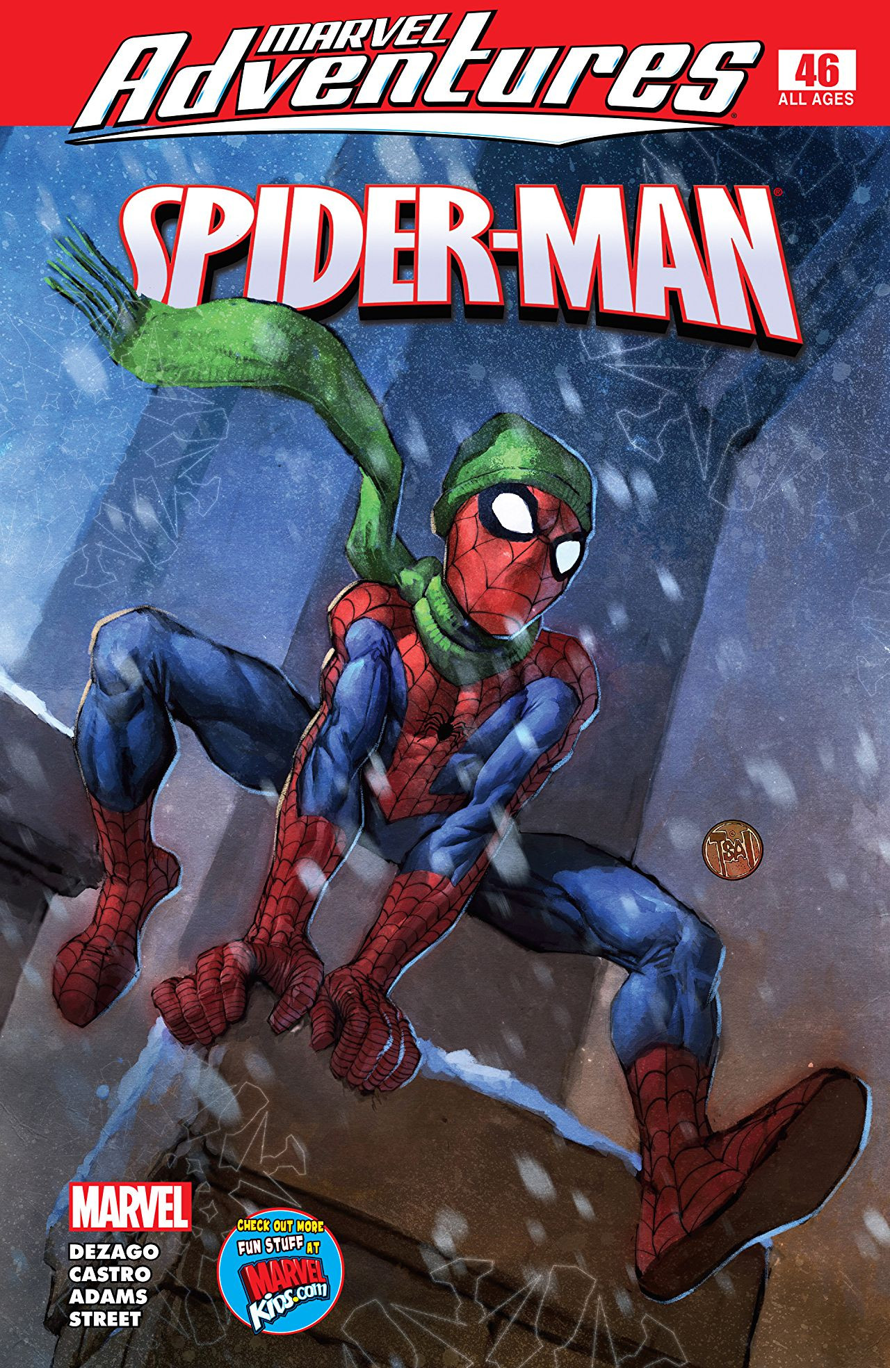 Marvel Adventures: Spider-Man Vol 1 46