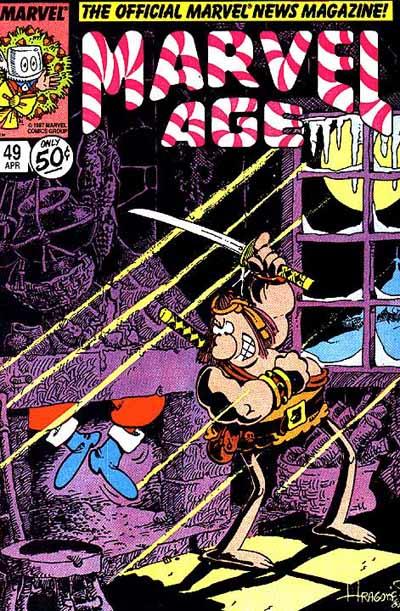 Marvel Age Vol 1 49