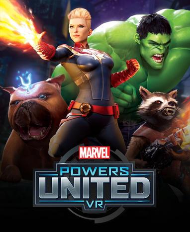 Marvel Powers United VR
