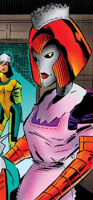 Nanny (Magneto's Robot) (Earth-295)