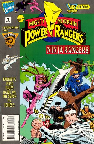 Saban's Mighty Morphin Power Rangers- Ninja Rangers Vol 1 1.jpg