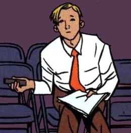 Sam Geller (Earth-616)